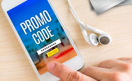 Les sites de codes promo